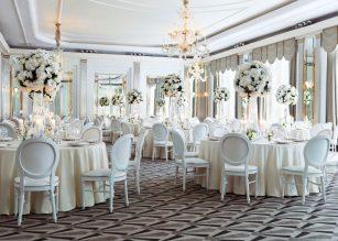 Ballroom at Claridge's Weddings