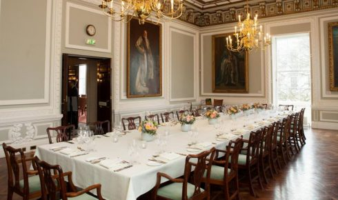 {10-11} Carlton House Terrace Wedding Reception Venue