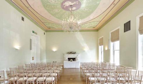 Asia House Wedding Reception Venue