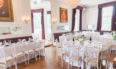 Belair House Wedding Reception Venue