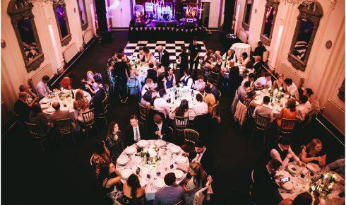 Bush Hall Wedding Reception Venue