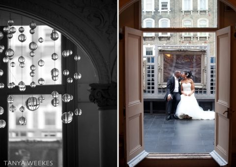 Bush Hall Wedding Venue London