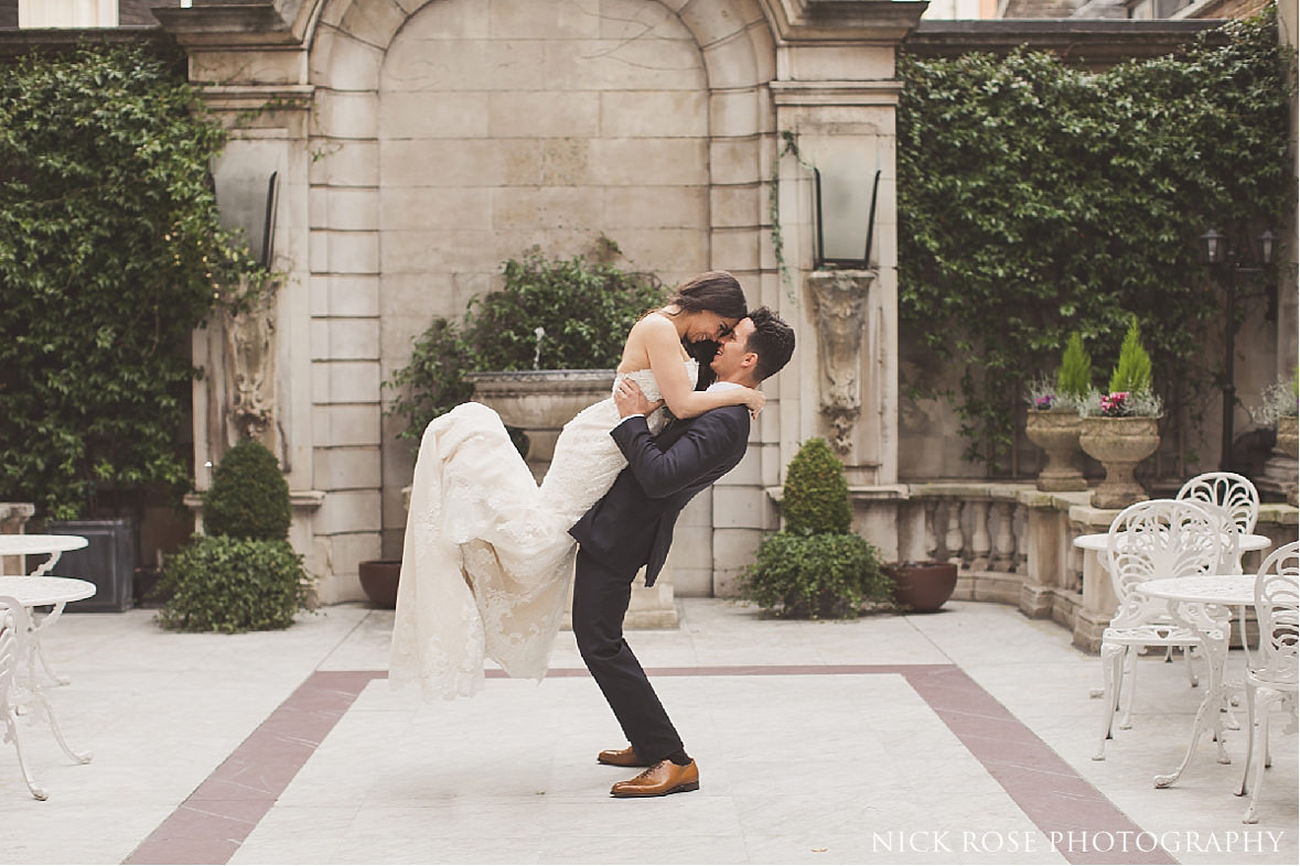 Dartmouth House Wedding Venue London