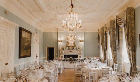 Dartmouth House Wedding Reception Venue