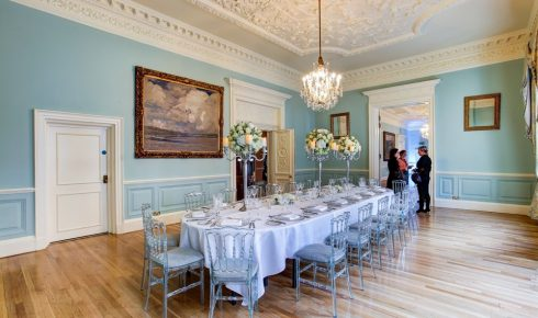 Dartmouth House Wedding Reception Venue