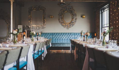 Dead Dolls House Wedding Reception Venue