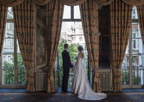 Drapers' Hall Wedding Venue London