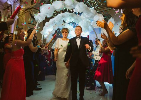 Grand Connaught Rooms Wedding Venue London