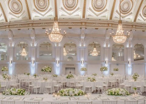 Grand Connaught Rooms Wedding Venue London