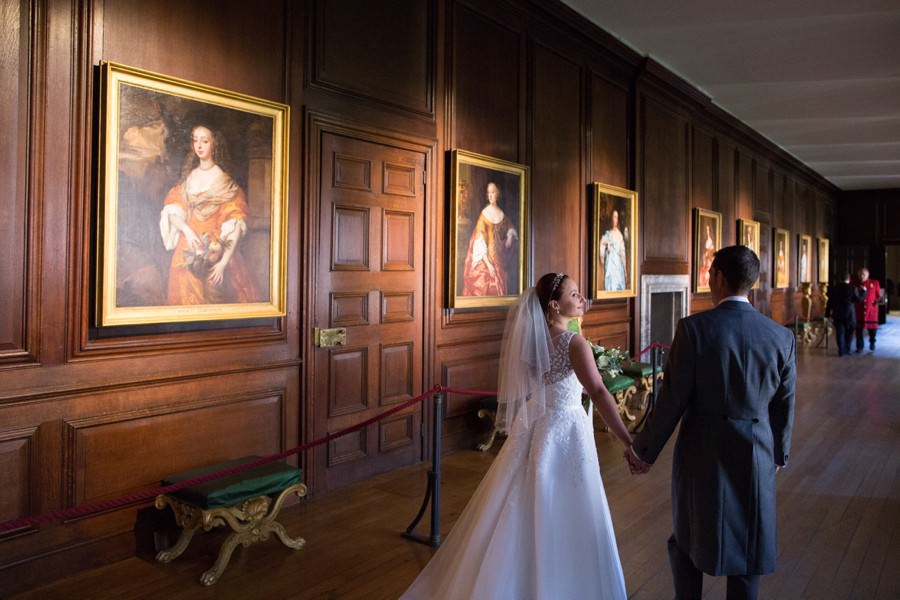 Hampton Court Palace Wedding Venue London