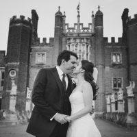 Hampton Court Palace  %title Wedding Reception Venue London