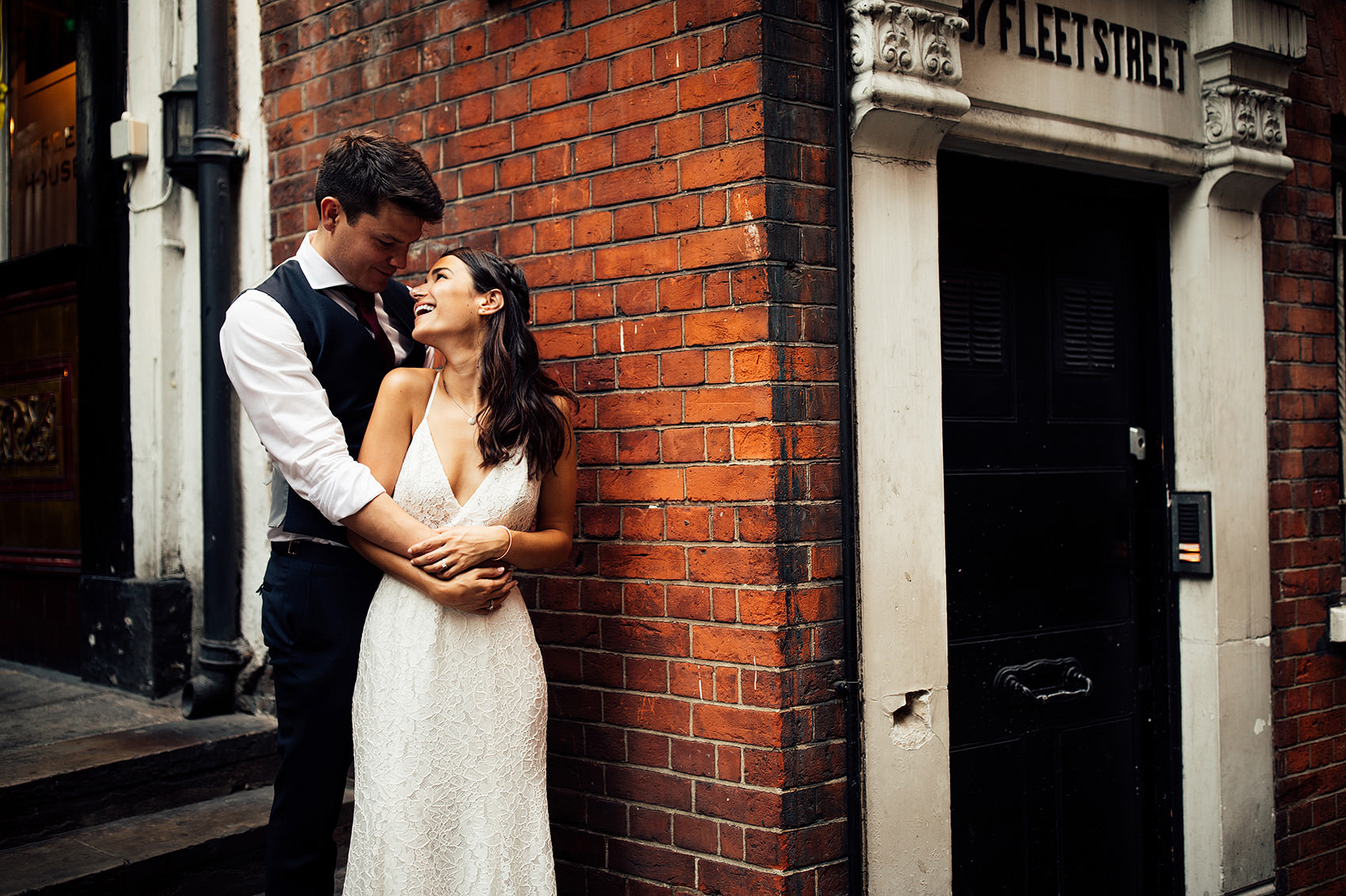 Humble Grape Fleet Street Wedding Venue London