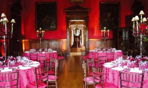 Kensington Palace Wedding Reception Venue