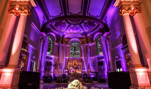 One Marylebone Wedding Reception Venue