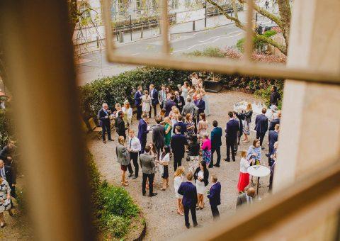 One Marylebone Wedding Venue London