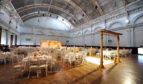Royal Horticultural Halls Wedding Reception Venue