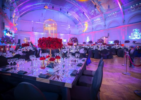 Royal Horticultural Halls Wedding Venue London