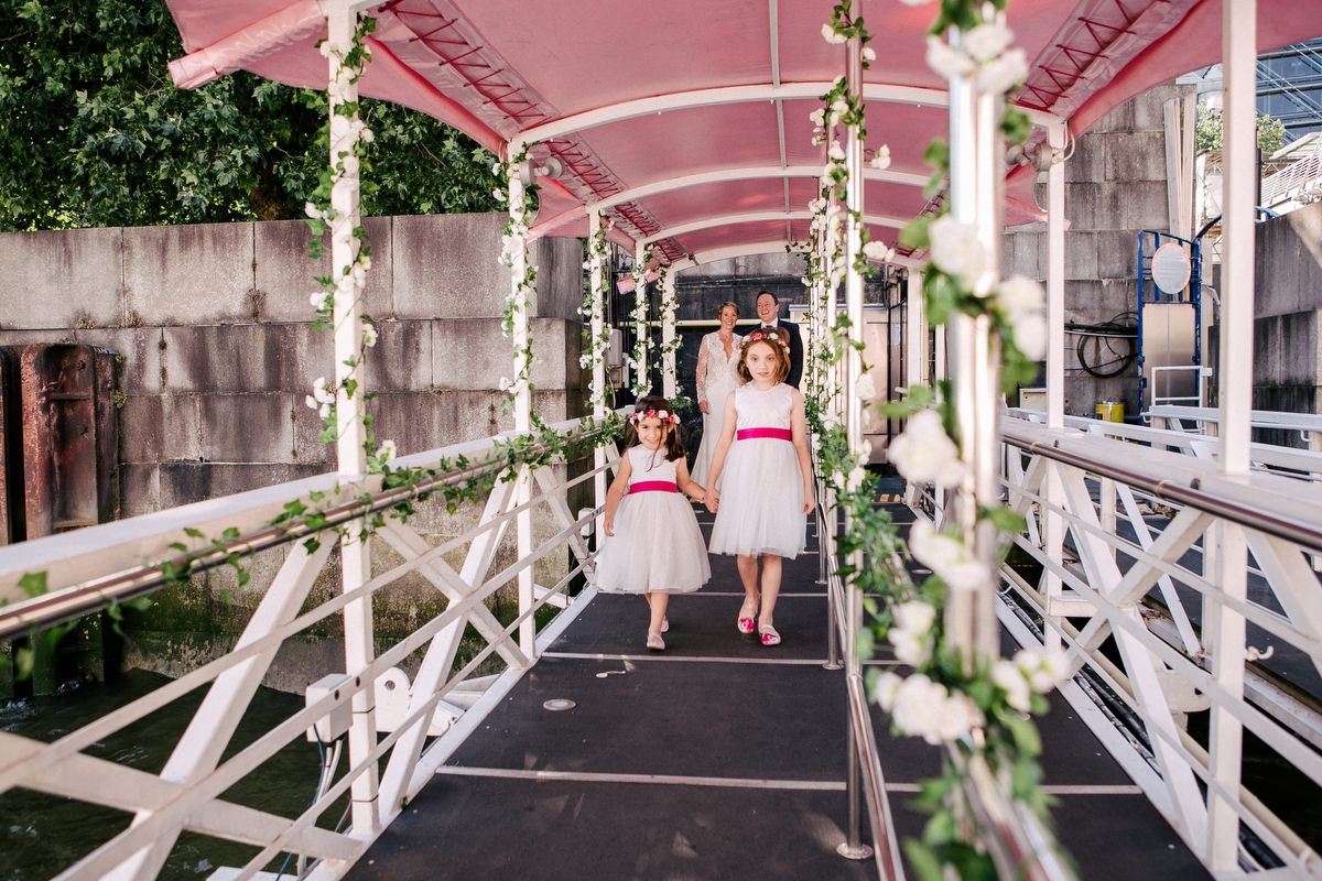 R.S Hispaniola Wedding Venue London
