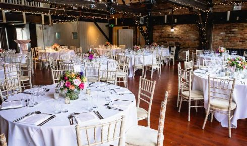 The Dickens Inn Wedding Reception Venue