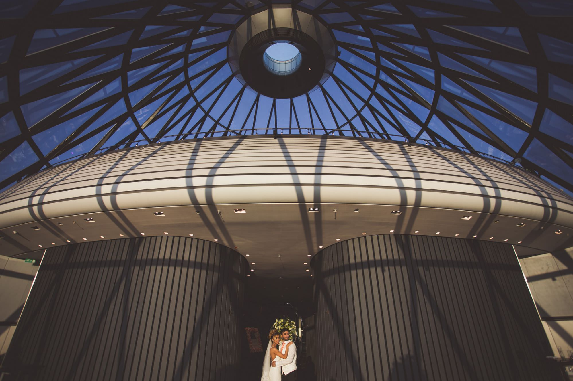 The Gherkin London Wedding Venue London