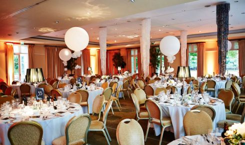 The Hurlingham Club Wedding Reception Venue