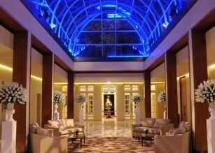 Palm Court at The Hurlingham Club