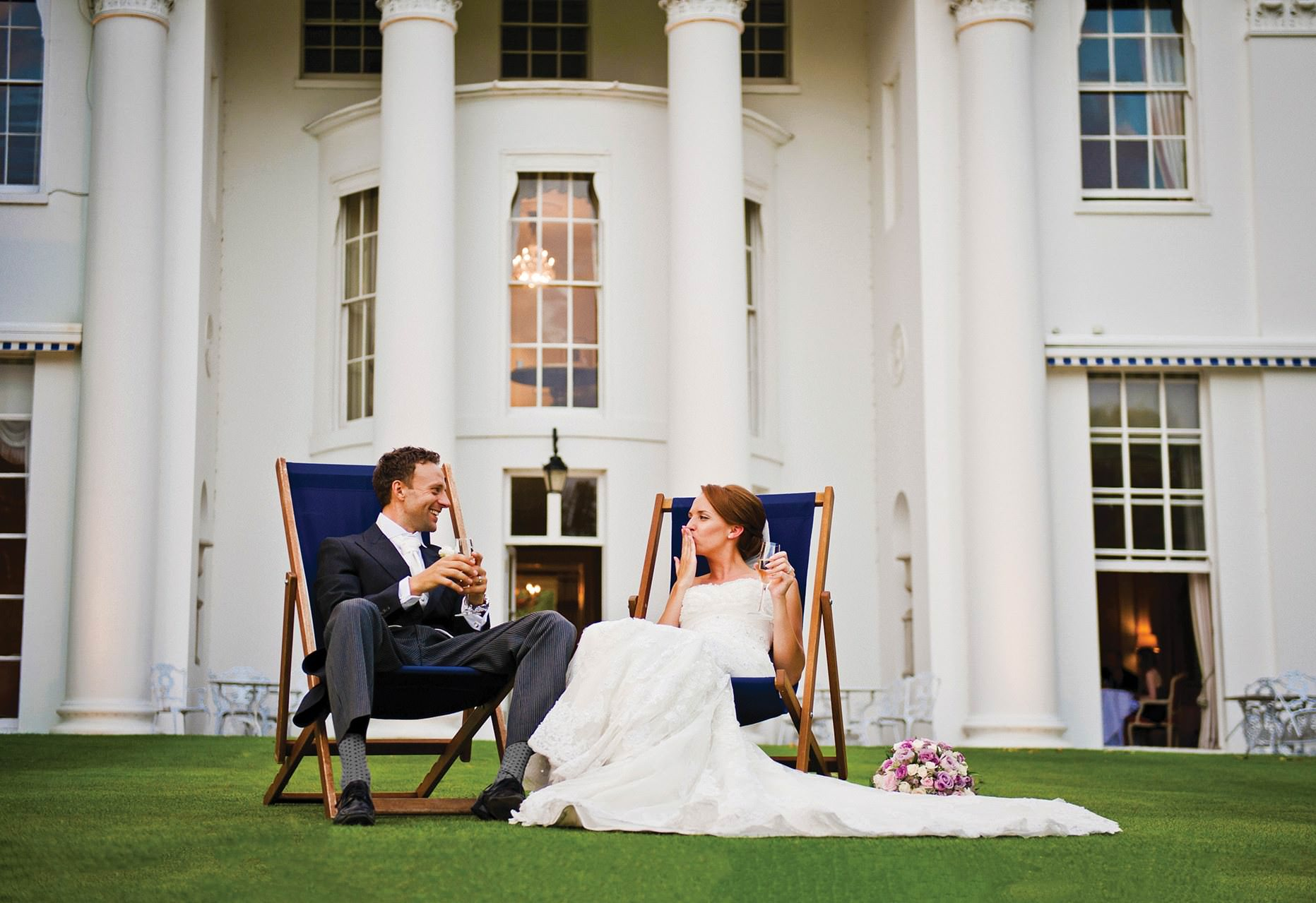 The Hurlingham Club Wedding Venue London