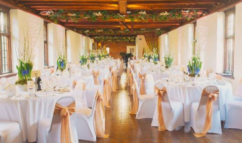 Tudor Barn Eltham Wedding Reception Venue