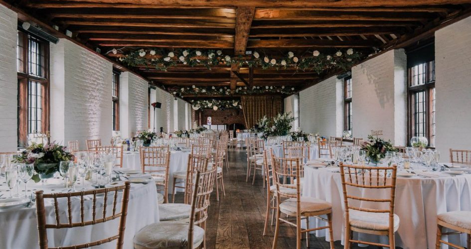 Tudor Barn Eltham Weddings Wedding Reception Venue London