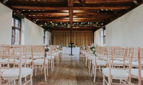 Tudor Barn Eltham Wedding Reception Venue