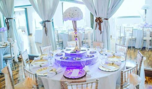 VUK Banqueting Suite Wedding Reception Venue