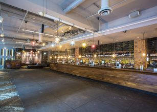 Restaurant and bar at The Anthologist