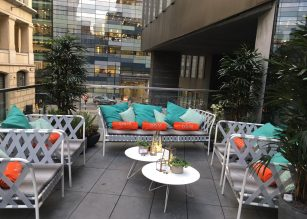 Terrace at The Listing