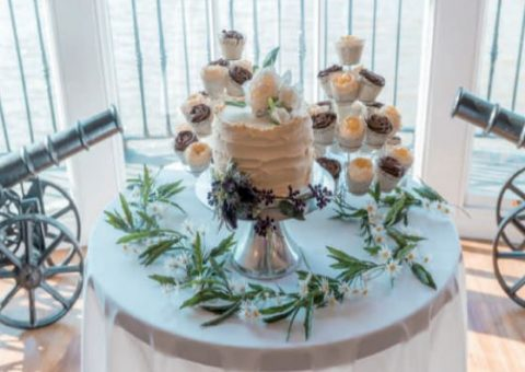 Trafalgar Tavern Wedding Catering London