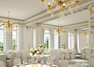 The Ballroom at Mandarin Oriental