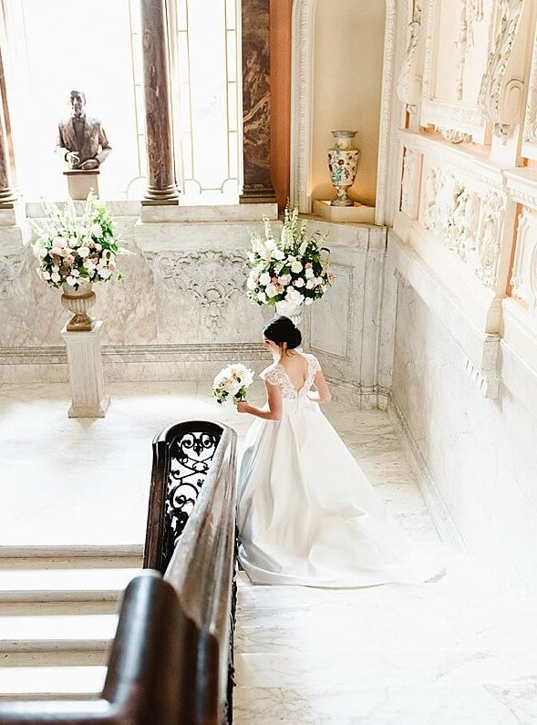 Dartmouth-House-Weddings-Mayfair-London-Staircase