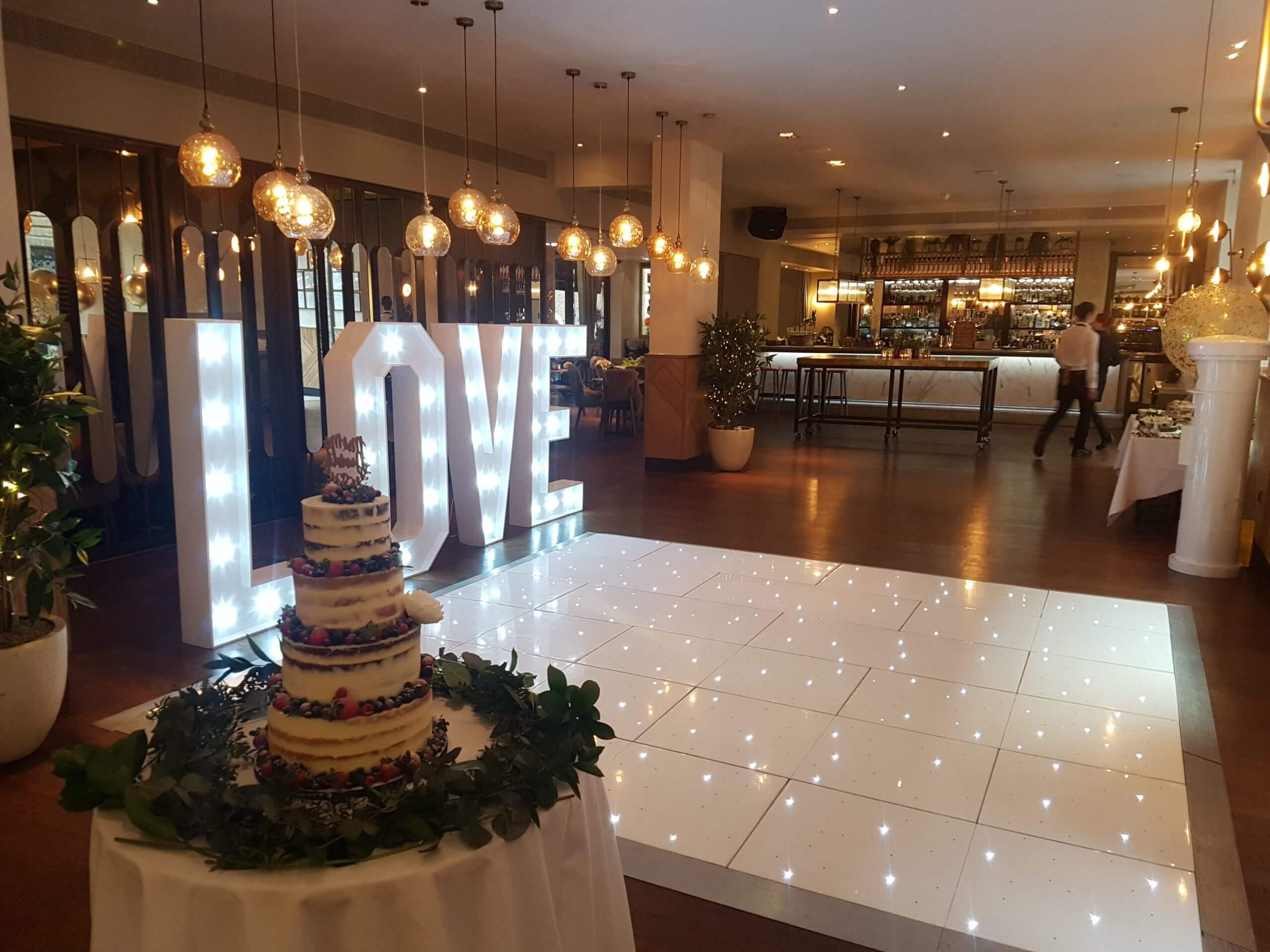 Devonshire Terrace Wedding Venue London