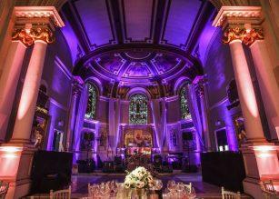 Soane Hall at One Marylebone