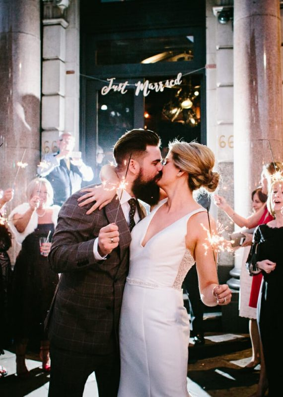 Characterful City of London Weddings at St Bart's Brewery