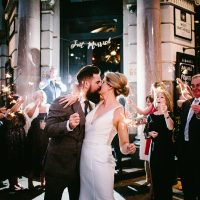 St-Barts-Brewery-Wedding-Reception-Venue-Farringdon-London-Sparklers