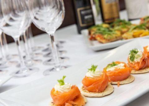 The Lamb Tavern Wedding Catering London