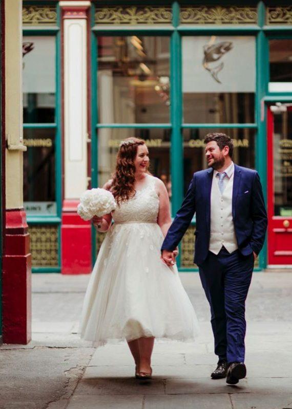 Characterful Weddings at The Lamb Tavern
