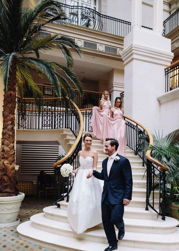 Luxury Weddings at The Landmark Hotel
