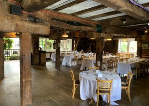 The Pickwick Room at The Dickens Inn Weddings