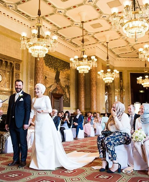 Traditional Weddings at The Royal Horseguards & One Whitehall Place