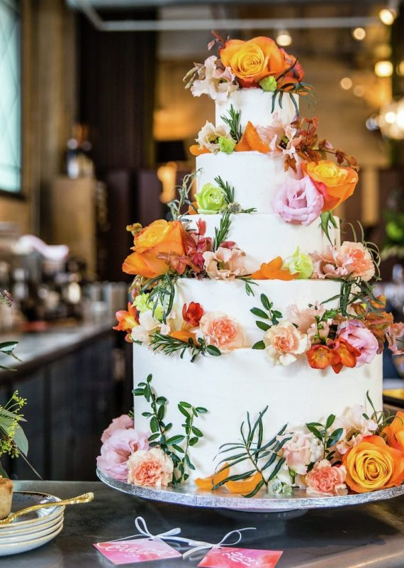 Unrivalled Restaurant Weddings at Union Street Cafe