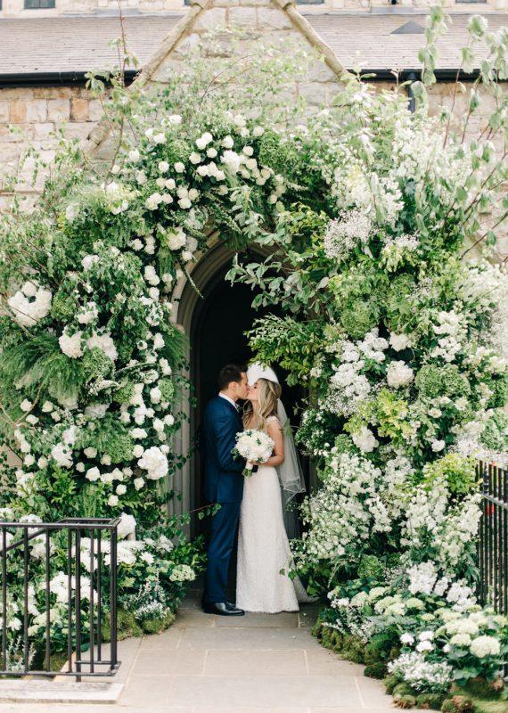 Spectacular garden wedding ceremonies & receptions