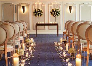 Mezzanine Suites at Claridge's Weddings