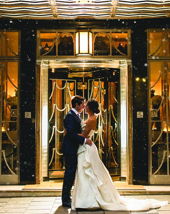 Timeless London Hotel Weddings at the one and only Claridge's