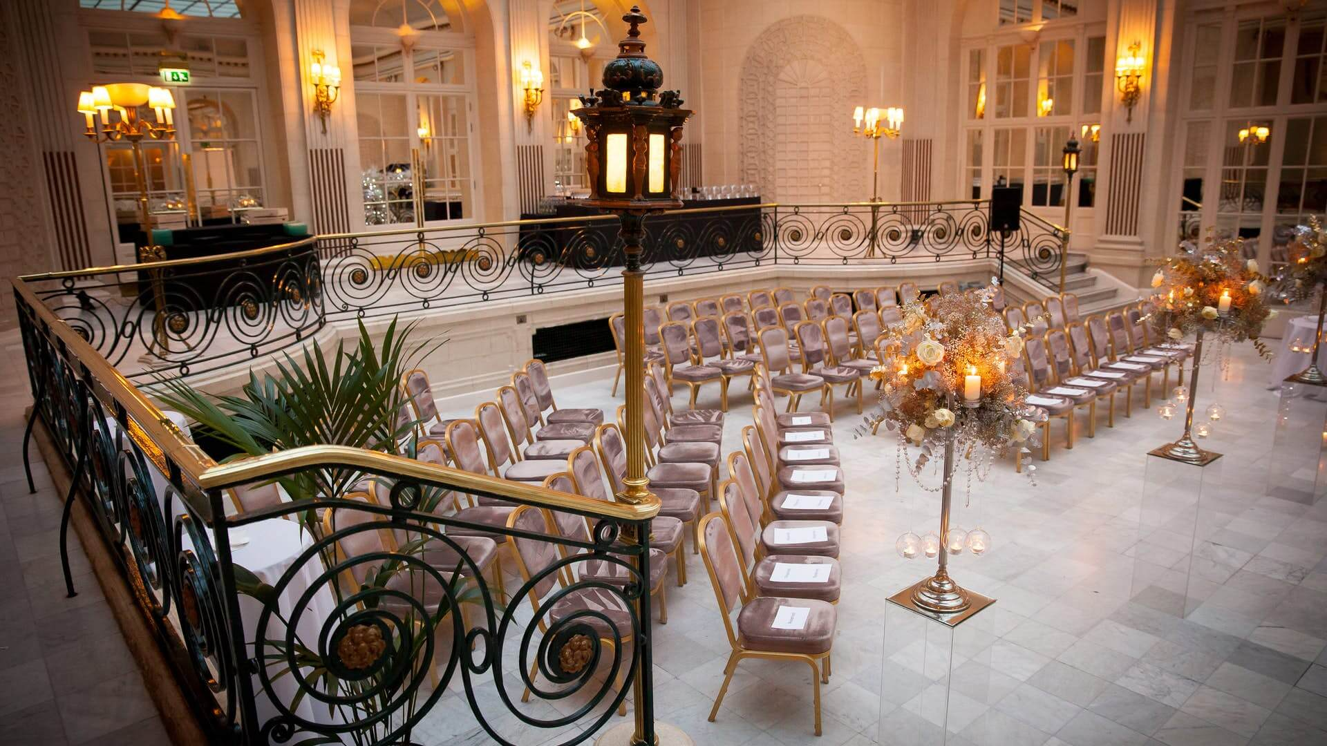 The Waldorf Hilton Wedding Venue London